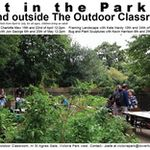 Art In The Park – Free art workshops at the Outdoor Classroom