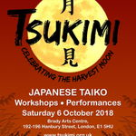 Tsukimi Taiko Festival and Workshops