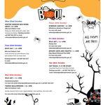 Halloween & Half Term Fun in Tower Hamlets Parks