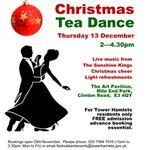Over 50s Christmas Tea Dance