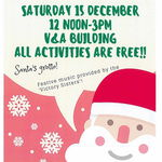 Christmas Fun in Tower Hamlets Parks