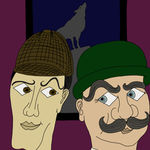 Open Book Theatre presents Sherlock Holmes and the Hound of the Baskervilles
