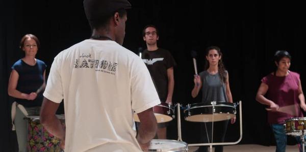 Dendê Bloco Percussion Workshops - Dance - Arts events