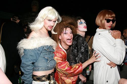 Lesbians in georgetown